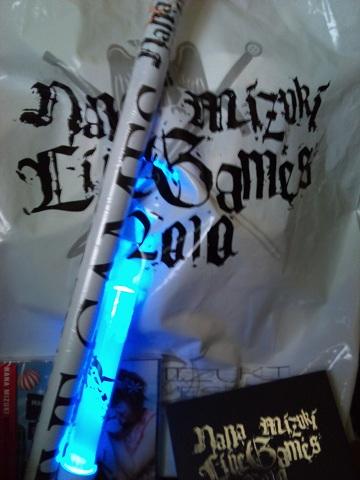 NANA MIZUKI LIVE GAMES 2010 BLUE STAGE3