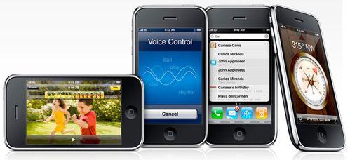 iPod 3G S