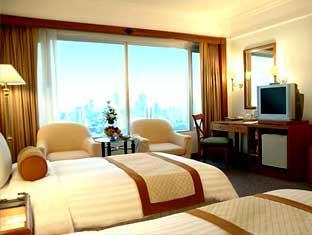 パトゥムワン プリンセス ホテル バンコク