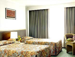 バンコク ホテル マンハッタン