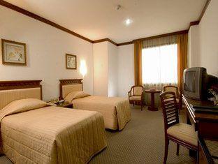 バンコク シーロム トリニティー ホテル