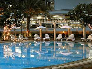 バンコク ホテル グランドダイアモンド プラトゥーナム