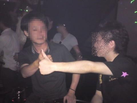 オールミックスのクラブを楽しむ会 フォルゴーレ HAPPY BIRTHDAY3