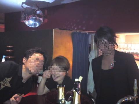 オールミックスのクラブを楽しむ会 フォルゴーレ HAPPY BIRTHDAY4