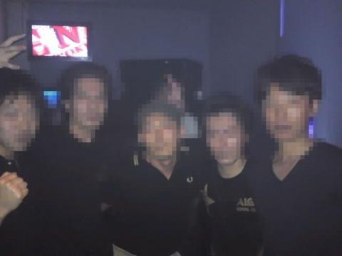 オールミックスのクラブを楽しむ会 フォルゴーレ HAPPY BIRTHDAY5