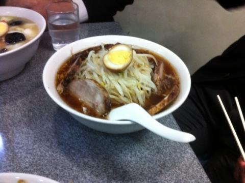 喜楽 チャーシュー麺