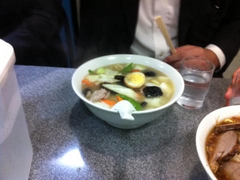喜楽 五目麺