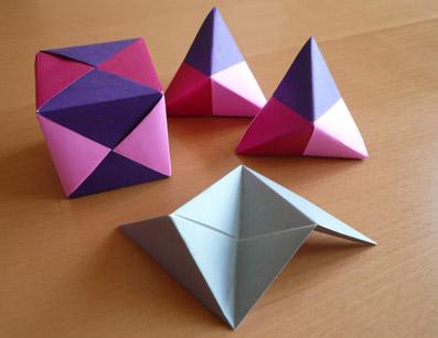 簡単 折り紙 折り紙 立体 ユニット : fromuk.blog101.fc2.com