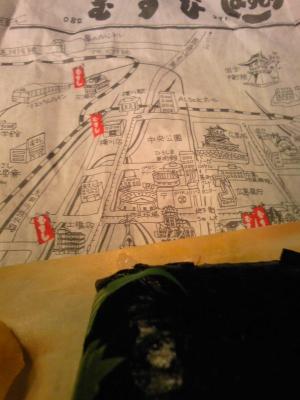 むさし地図