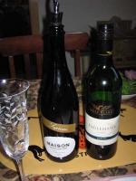ワインとスパークリングドリンク