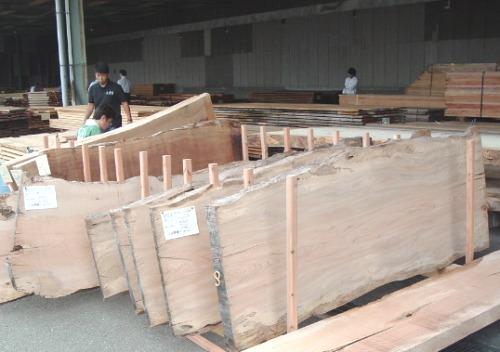 第3回 世界の木材大販売会~①。
