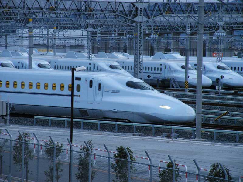新幹線N700系さくら