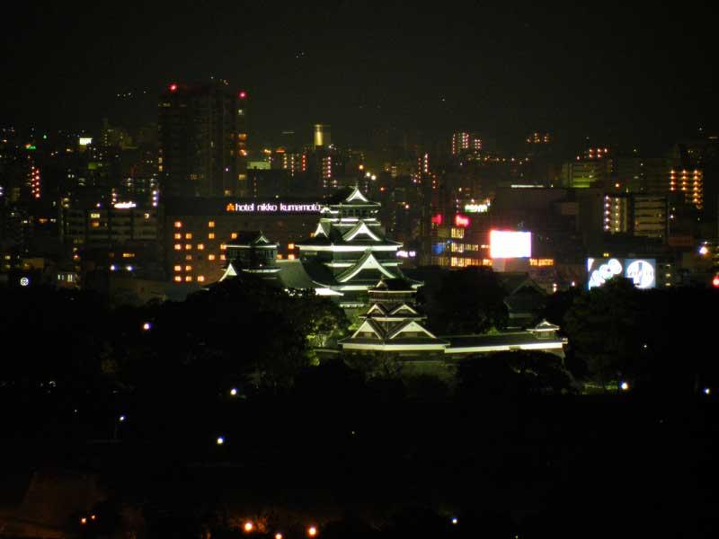 本妙寺山からの夜景
