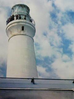 灯台と霧笛舎