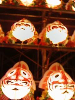 金魚提灯2