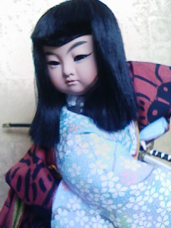 武者人形1