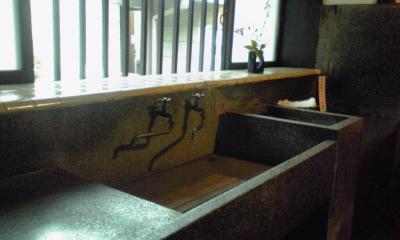 芙美子邸台所
