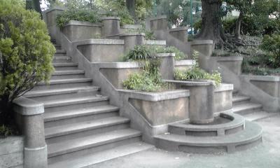 元町公園カスケード