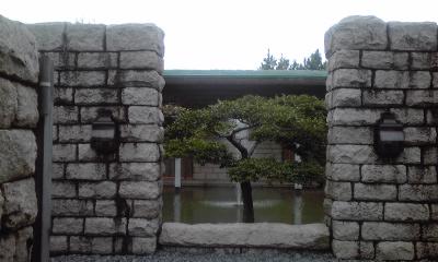 芹沢美術館門