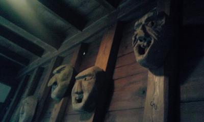 土間壁仮面