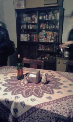 大西さんの部屋