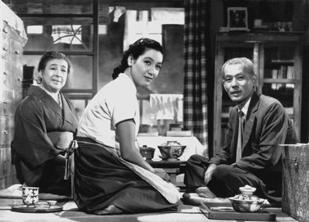 「東京物語」紀子の部屋