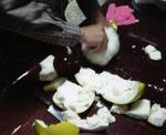 晩白柚:剥く