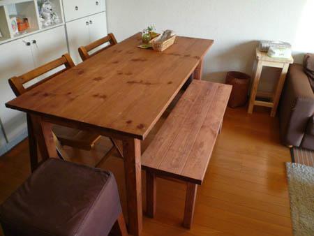 ハンドメイド家具1