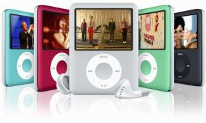 iPod nano3G