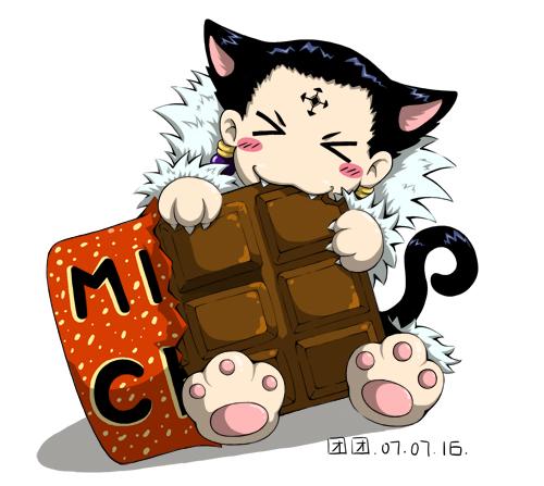 巧克力團長