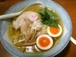 いち林飯店 塩味+味玉 08.8.9
