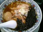 ほうとく 春日山店 味玉醤油ラーメン 08.8.13