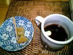 叶 デザートとコーヒー 08.8.15