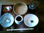 和太奈部 蕎麦三昧 08.8.24