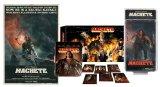 マチェーテ【Amazon限定フィギュア付スチールブックBD-BOX】(完全数量限定) [Blu-ray]