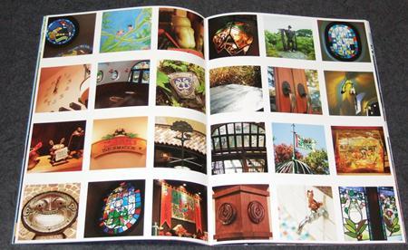 写真と解説が中心のジブリ美術館パンフ2