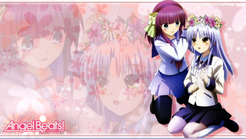 psp-Angel Beats!