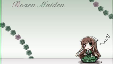 psp-ローゼンメイデン
