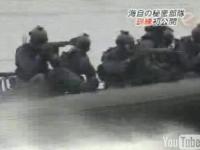 海自特殊部隊『特別警備隊』の訓練が初公開