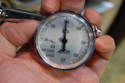 bmw530空気圧