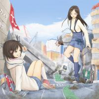 街破壊巨大少女幻想12