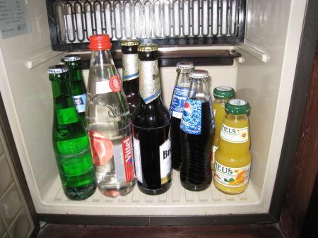 エクセルシオール冷蔵庫