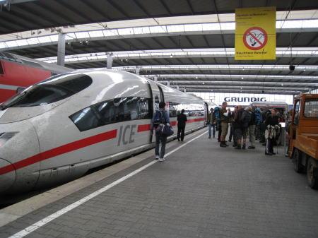 ドイツの新幹線