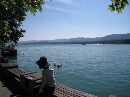 チューリッヒ湖
