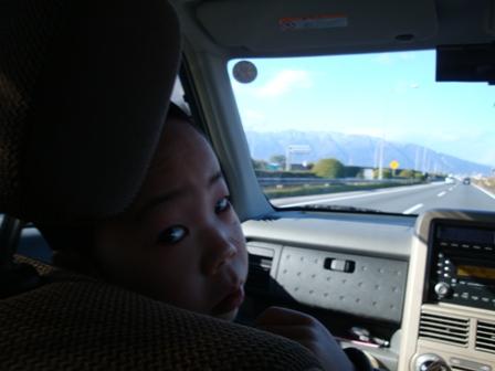 帰省2009②