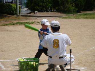 野球体験会1