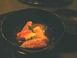 鶏の治部煮