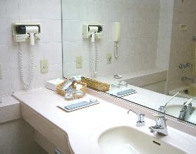 スイスホテル南海バスルーム