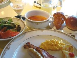ベッラ朝食