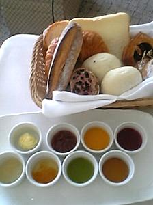 パンとソース